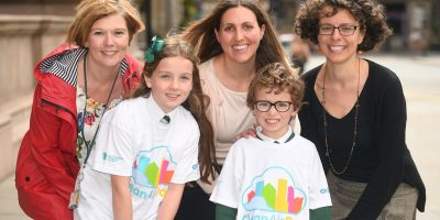 SCHOOLBOY'S winning poster used to launch Glasgow City Council`s Clean Air Day flagship event.