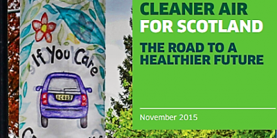 Cleaner Air for Scotland strategy review workshop– September 18th
