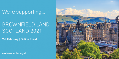 Brownfield Land Scotland event