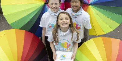 Sciennes Primary Launches Clean Air Day 2021!
